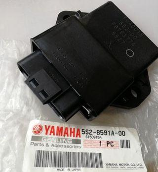 ECU ENGINE CONTROL UNIT ASSY 5S28591A0000 OEM PART YAMAHA FZ6 FAZER 600 S2 07 08