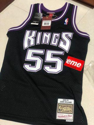 Jason Williams Swingman Jersey