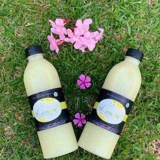 Jual Sari Lemon Murni premium 500ml harga 85.000