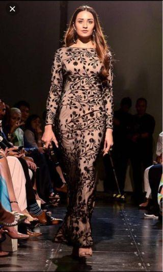 (INC POSTAGE) Zalia Dress