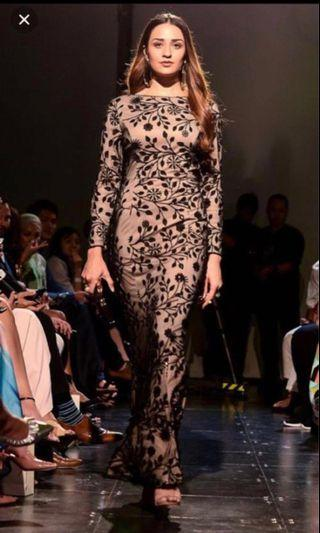 (INC POSTAGE) Zalia Floral Dress