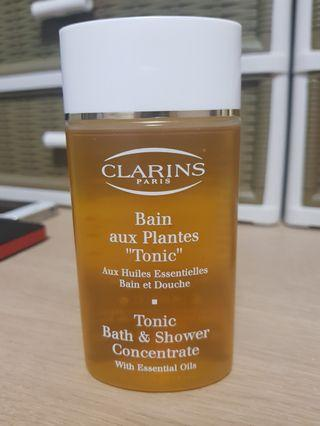 Tonic Bath & Shower Concentrate w Essential Oils