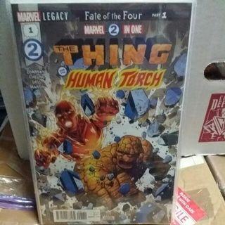 Marvel Comics Fantastic Four