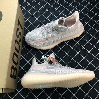 "Adidas Yeezy 350 V2""Static Refective"" 銀粉 貨號:FV5578"