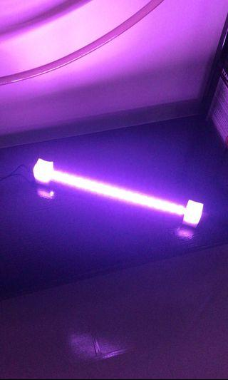 🚚 Submersible RGB LED Light for 2 feet tank (52cm length)