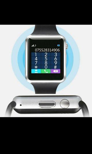 Bluetooth watch with sim