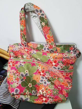 Ju-Ju-Be perky Perennials tote bag