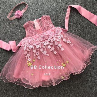 Princess baby gown 382