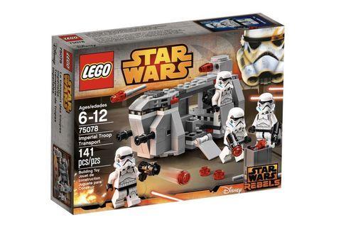 LEGO Star Wars - 75078 Imperial Troop Transport