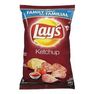 (預售)Lays Ketchup 茄汁味薯片255g
