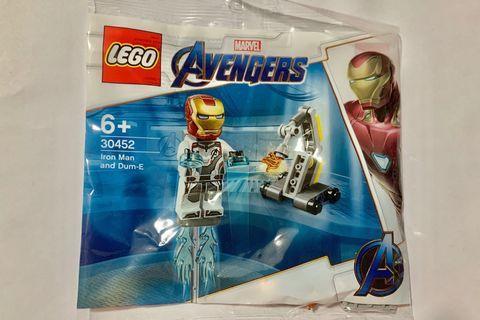 LEGO Marvel Super Heroes - 30452 Iron Man and Dum-E