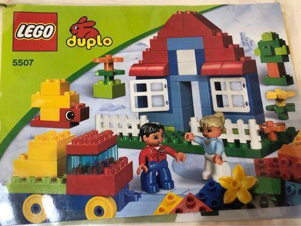 Preloved LEGO duplo play set