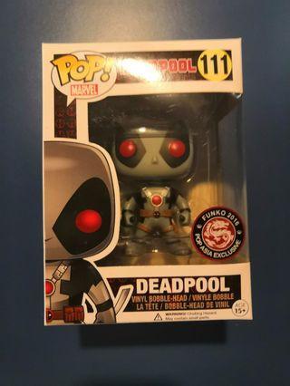 Deadpool funko Asia exclusive
