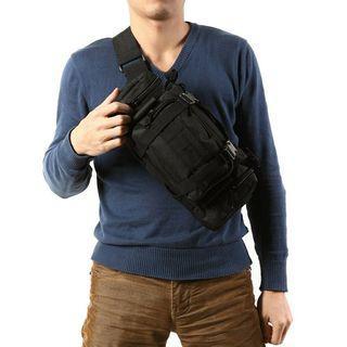 Fishing Luring Sling/Waist Bag