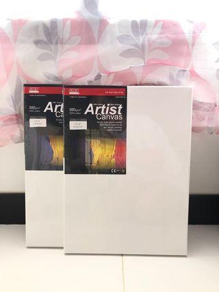 🚚 Blank Painting Canvas 31 x 41cm
