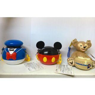 🚚 東京迪士尼 糖果罐 Duffy 達菲 唐老鴨 米奇