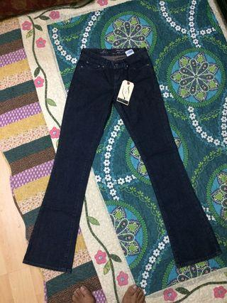 Levis Skinny Bootcut Jeans