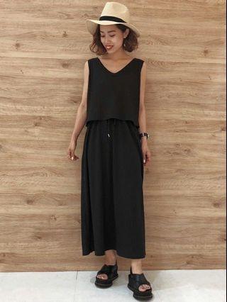 日本品牌 INGNI 夏天連身裙