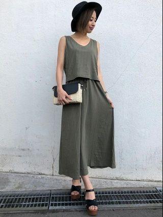 日本品牌 INGNI 夏日連身裙