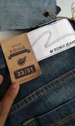 Jeans remix original