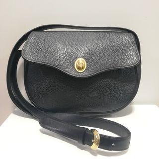 【2hand】Christian Dior vintage bag 中古袋 黑色皮袋