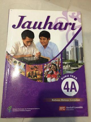 Jauhari buku teks 4A