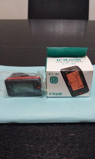 Intelli clip on tuner 調音器