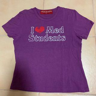 Wore 1x only - Authentic Abercrombie ladies top size M