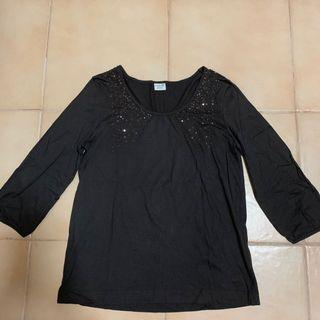 Wore 1x only - Authentic Esprit ladies longsleeve top size M