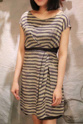 【2hand】Max & Co. Striped dress 連身裙