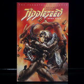 Masamune Shirow's APPLESEED Book Four : The Promethean Balance TPB (1995 Dark Horse)
