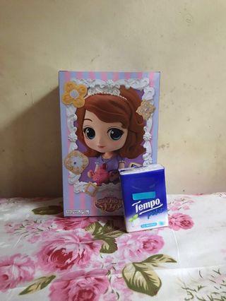 [最新toreba日本景品🇯🇵]Qposket Disney Sofia the first Sofia