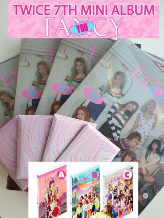 INSTOCK TWICE FANCY YOU ALBUM