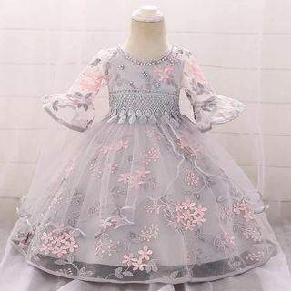 Princess baby gown 407