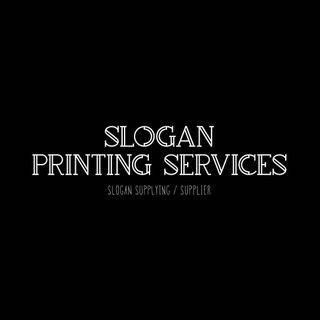 kpop slogan supplier / slogan supplying service
