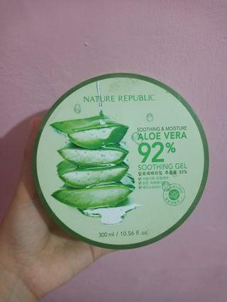 Nature Republic Aloe Vera ORI NEW