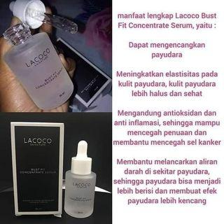 Lacoco bus & fit consentrate serum