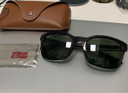 Rayban Sunglasses - Black (RB4197F) 太陽眼鏡 黑色