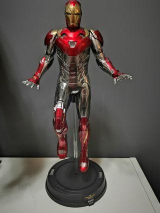 Hot Toys Iron Man Mark 47 Powerpose