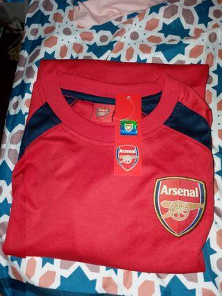 [ 貨尾 ] 全新 Arsenal 球衣 ( M size ) 未剪牌
