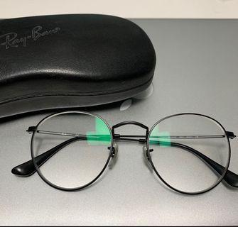 Rayban glasses (RB3447V) 圓眼鏡黑框