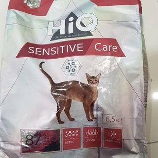 🚚 Hiq Sensitive Care cat food