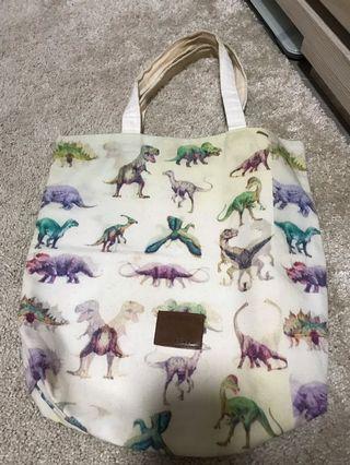 🦖tote bag