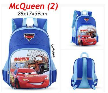 [Ready Stock] Kids Backpack/ McQueen Backpack/ Cars Backpack