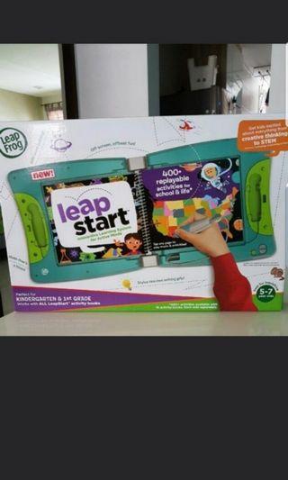 BNIB Leapfrog Leap Start Kindergarden & 2 Activity Book