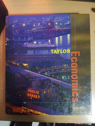 🚚 Economics - John B Taylor