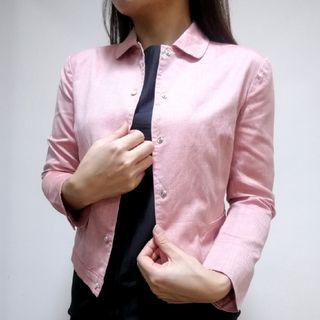 【2hand】Miu Miu pink jacket 粉紅外套
