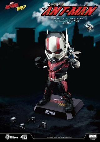 Beast Kingdom Ant-Man & The Wasp: EAA-069 Ant-Man Action Figure