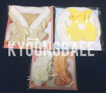[WTS/READY STOCK] EXO KAS HOUSE 20CM DOLL CLOTHES