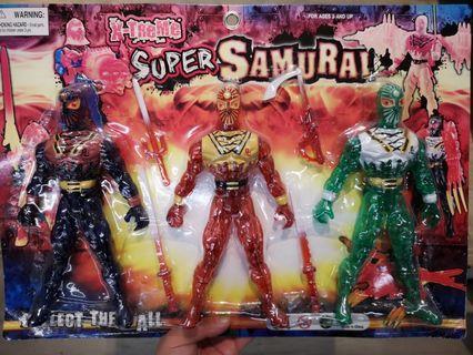 Bootleg Super Samurai Ranger Toys
